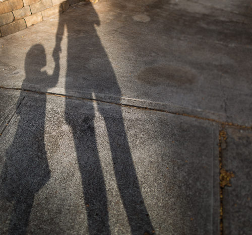 hawaii blog circle - shadow play