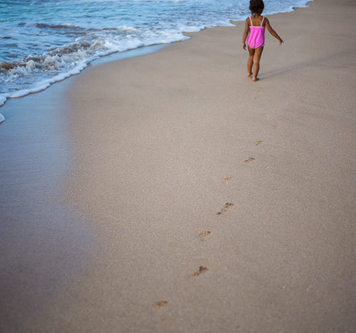 Into Something Better: South Maluaka Beach | Makena, Hawaii